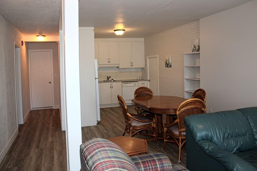 標準公寓, 2 張加大雙人床 - 客廳