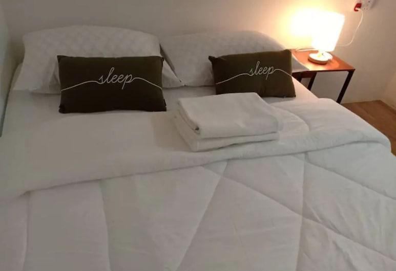 Virteuz Inn, Langkawi, Deluxe szoba kétszemélyes ággyal, 1 queen (nagyméretű) franciaágy, nemdohányzó, kilátással a városra, Vendégszoba