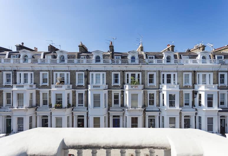 Chelsea Residential Atmosphere, London, Ausblick von der Unterkunft