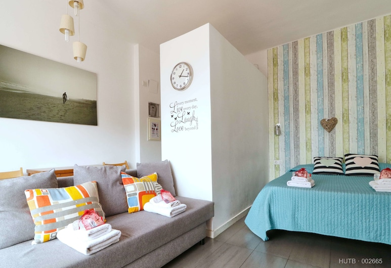 Alcam Pau Claris, Barcelona, Basic Apartment, 1 Double Bed with Sofa bed, Non Smoking, Room