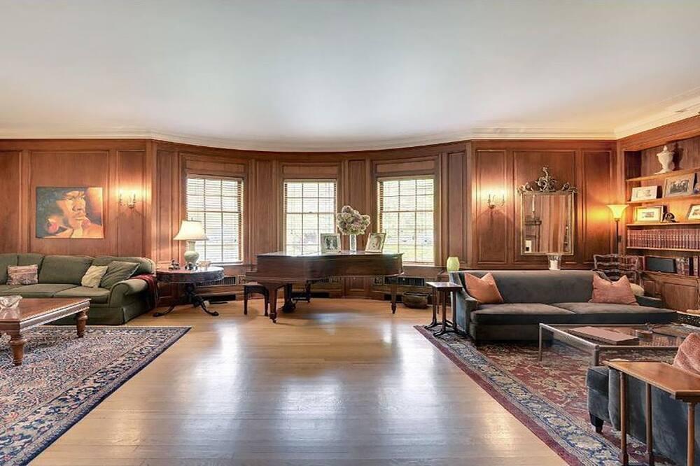 Σπίτι, Περισσότερα από 1 Κρεβάτια (Historic Georgian Mansion Events) - Περιοχή καθιστικού