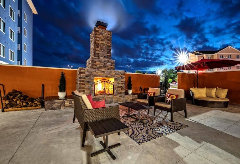 Residence Inn by Marriott Tulsa Midtown, טולסה, מרפסת