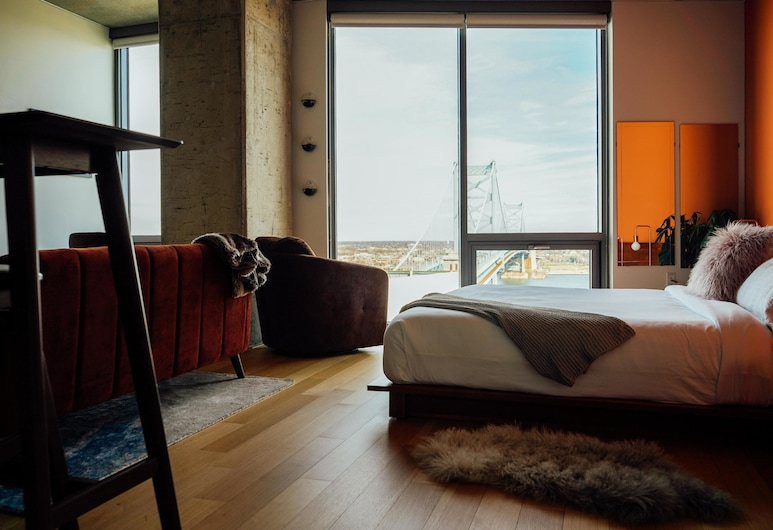 "Coral Homes - Designer Penthouse in Old City - ""Nirvana"" Suite, Philadelphia"