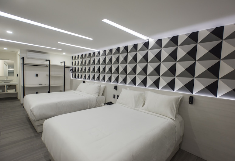 The Andy, Queretaro, Deluxe Double Room, Non Smoking, Guest Room