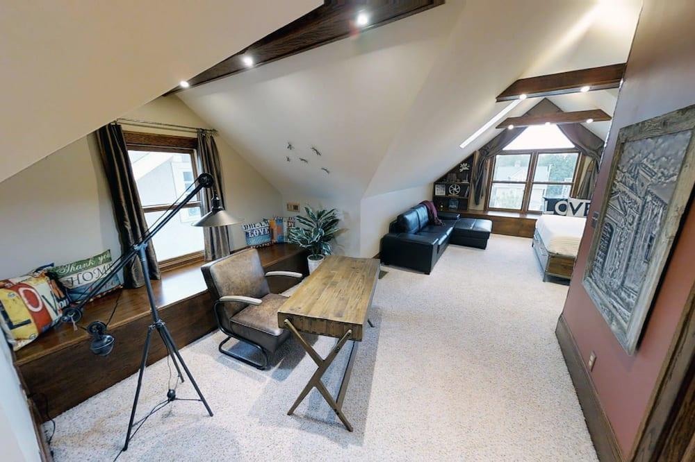Talo, Useita sänkyjä (Urban Retreat) - Oleskelualue