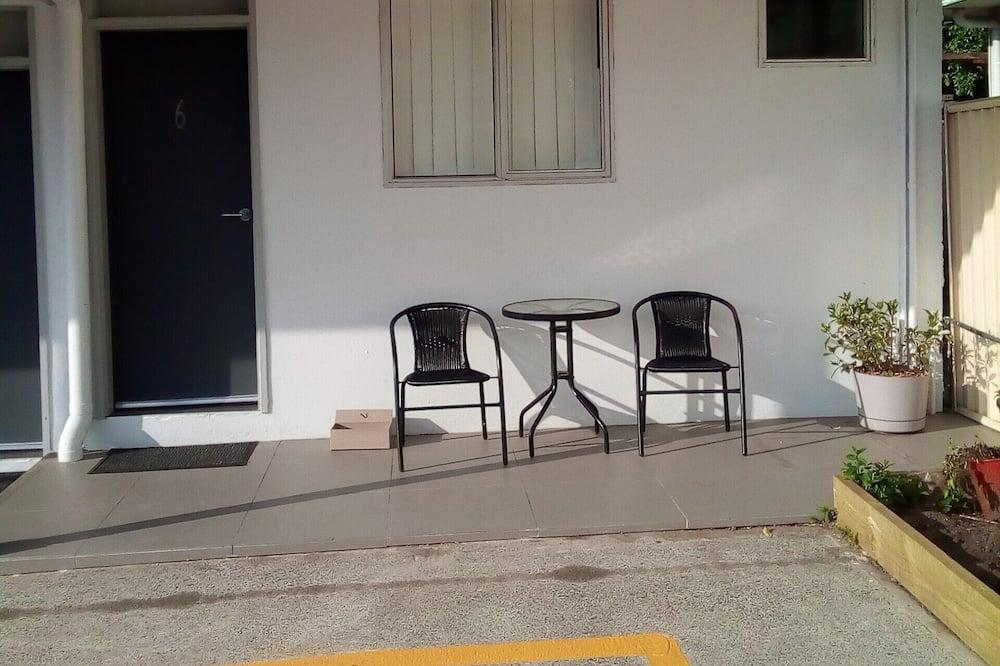 Стандартный четырехместный номер, 2 двуспальные кровати «Квин-сайз» - Балкон