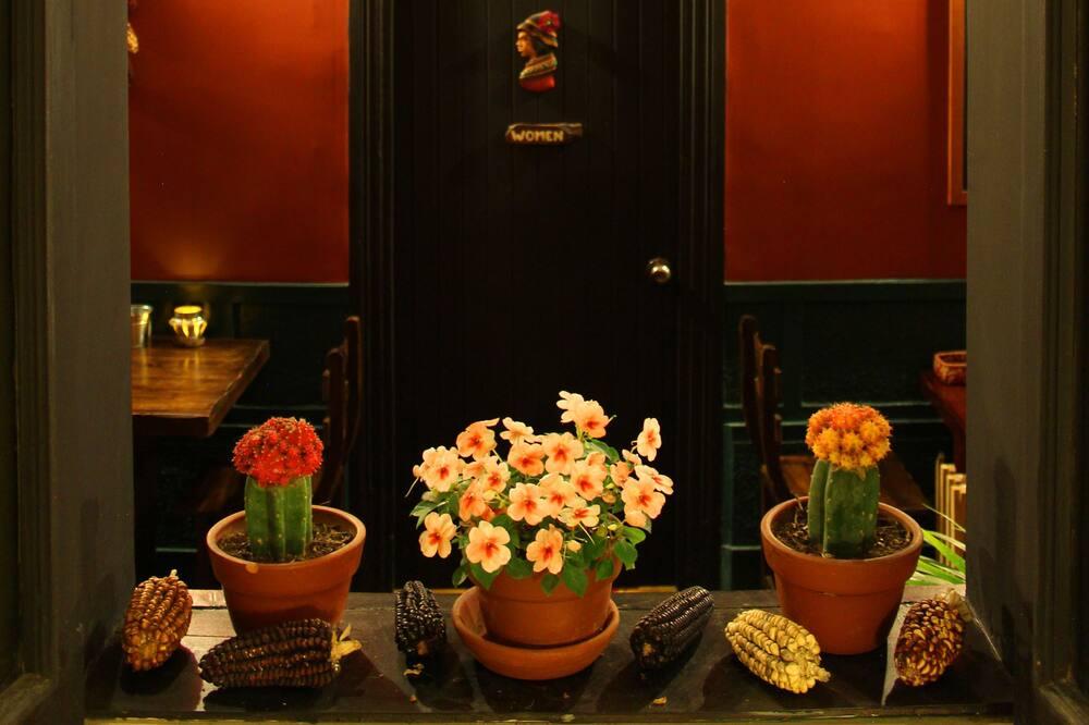 ห้องเอ็กซ์คลูซีฟพักรวม, หอพักรวม, ปลอดบุหรี่ - ห้องน้ำ