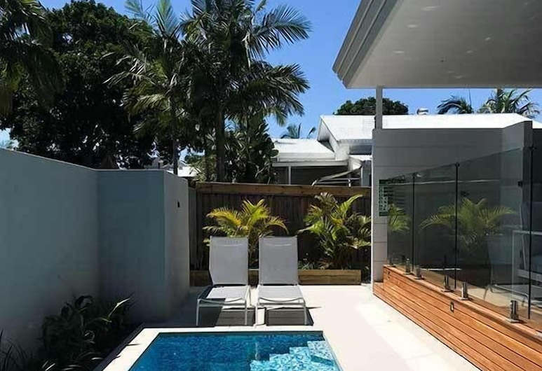 Fat Frog Beach Houses, Byron Bay, Piscina al aire libre