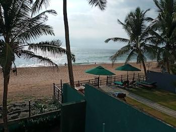 Selline näeb välja Hotel New Seaside Inn, Hikkaduwa
