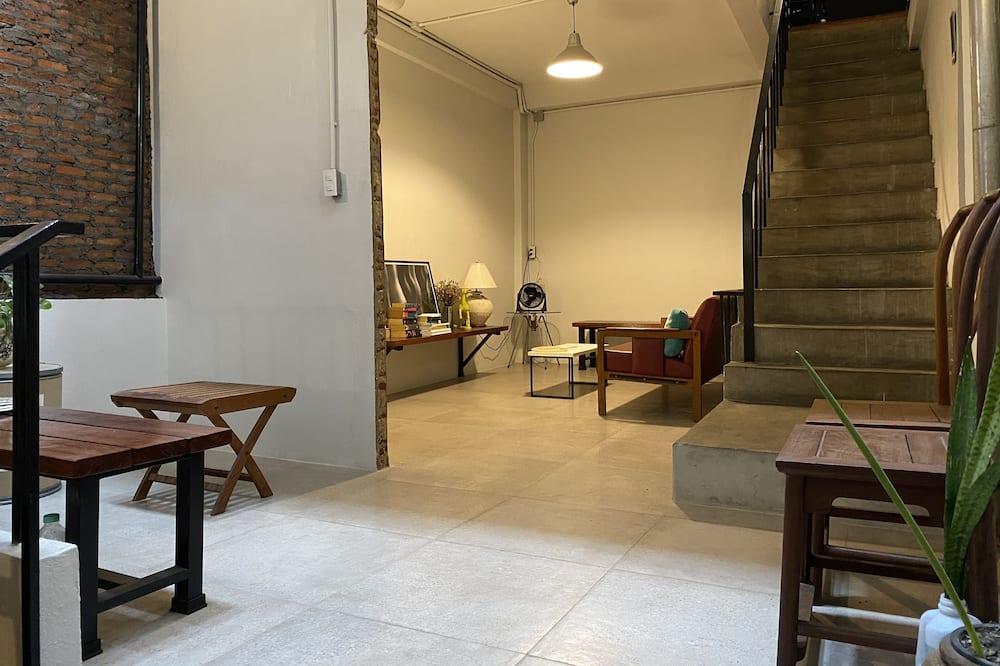 Superior Room  - Wohnbereich