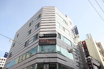 Foto van Sky Island Guesthouse in Busan