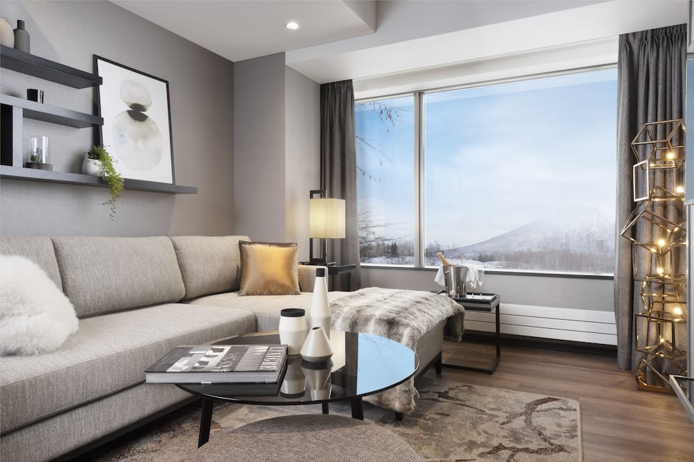 Suite, 3 Bedrooms - Bilik Tamu