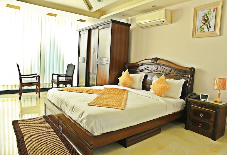 Hotel Stay City, Jaipur, Quarto superior, Quarto