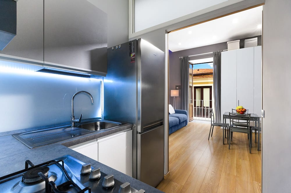 Apartment, 2 Bedrooms - Private kitchen