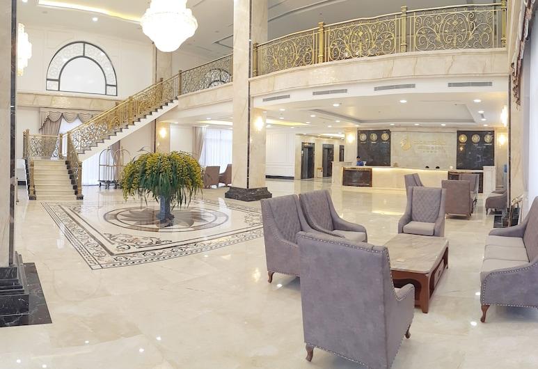Duc Huy Grand Hotel & Spa, לאו קיי, אזור ישיבה בלובי