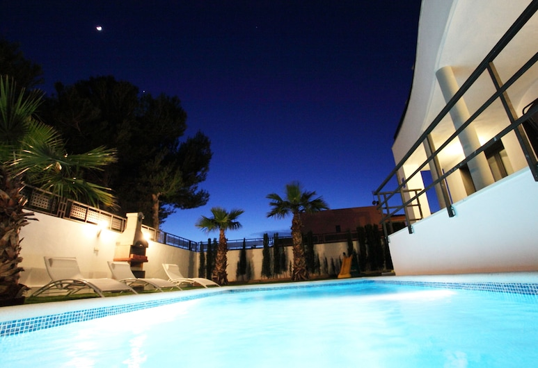 Villa Can Pastilla II, Playa de Palma, Pool