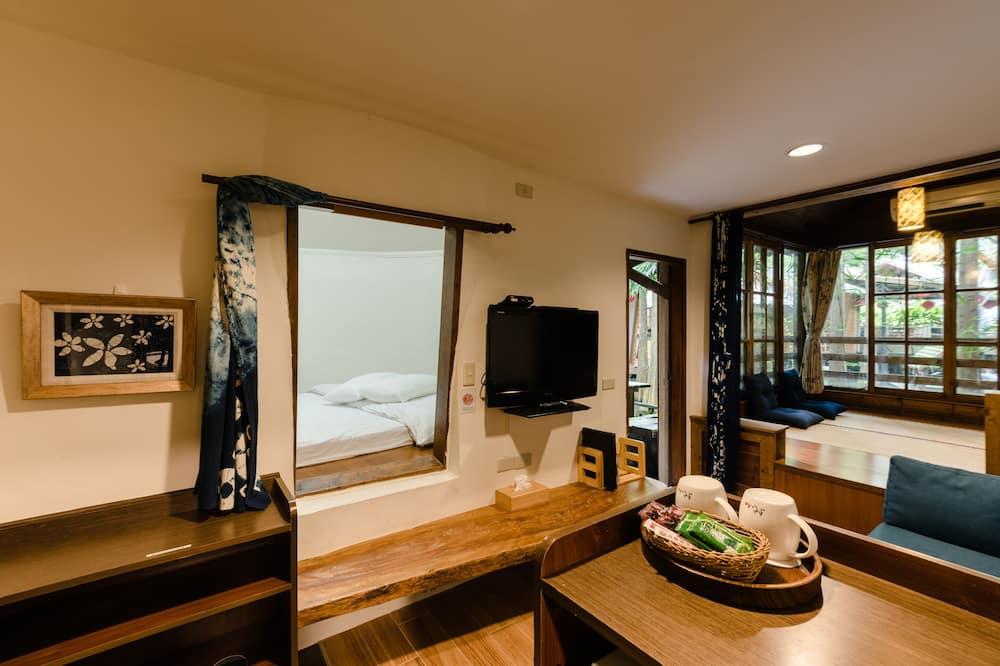 Suite - Wohnbereich