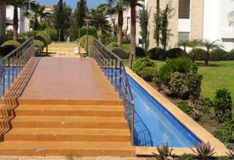 Apartment With 3 Bedrooms in Sidi Rahal, With Wonderful sea View, Shared Pool, Enclosed Garden - 400 m From the Beach, Soualem Trifiya, Vista Aérea