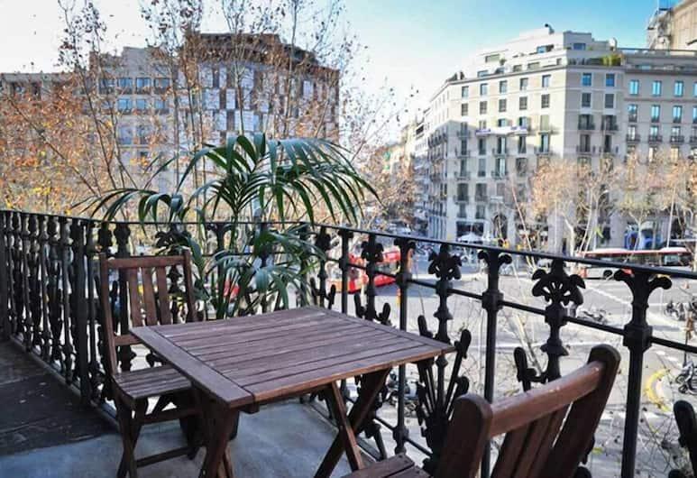 Hotel Paseo de Gracia, Barcelona, Terrass