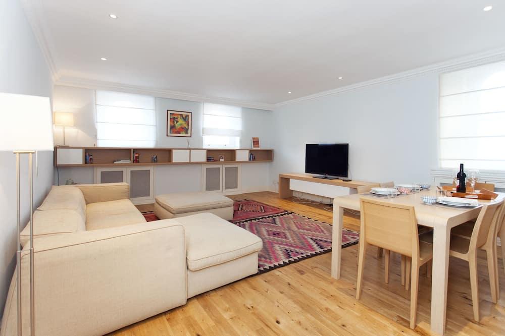 Appartement, 1 tweepersoonsbed, niet-roken - Woonruimte
