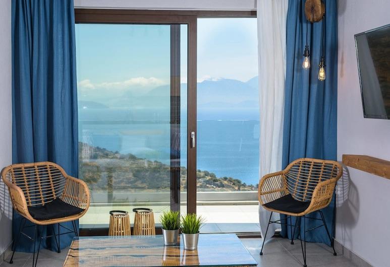 Villa Olga , Agios Nikolaos, Villa, 2 Bedrooms (Anemoni), View from room