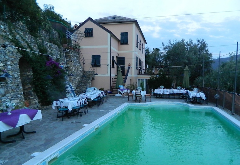 Villa Carmelina, Recco