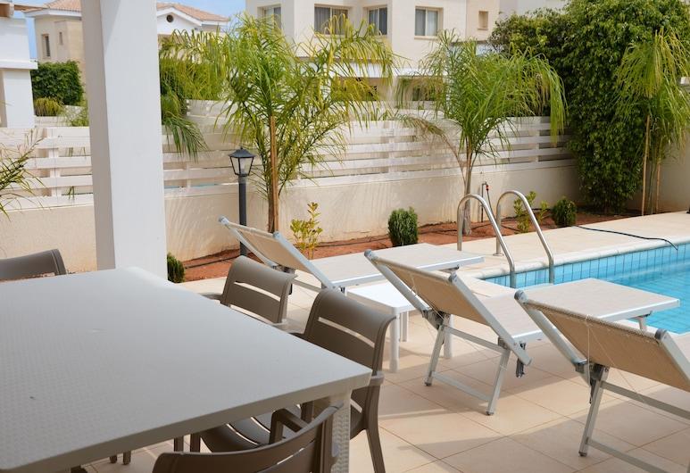 Anthorina Villa 4, Protaras, Villa, 3 Bedrooms, Private Pool, Terrace/Patio