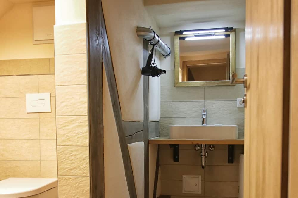 舒適雙人房 (Äthiopien) - 浴室