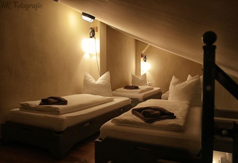 Samocca Hostel & Hotel, Quedlinburg , Family Room (Brasilien), Bilik Tamu