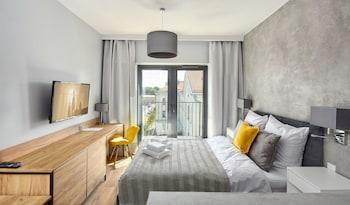 Hình ảnh Rajska by PI Apartments tại Krakow