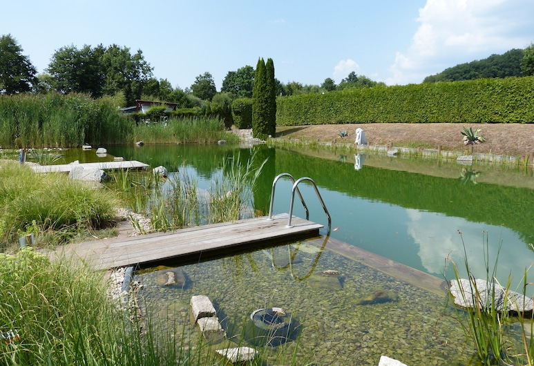 Ferienhotel Wolfsmühle, Nordhausen, Natural Pool