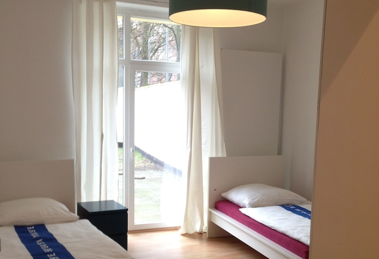 City Apartment 5-6 Personen, Hannover