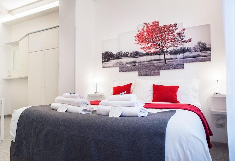 Tourist House Fringe Apartment, Bologna, Appartement, 1 queensize bed, niet-roken, Kamer
