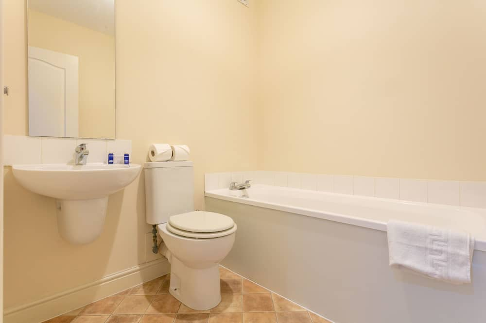 Appartement Luxe, plusieurs lits, non-fumeurs - Salle de bain