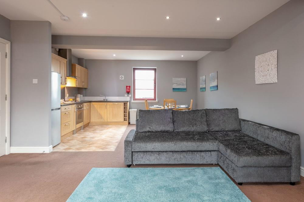 Appartement Luxe, plusieurs lits, non-fumeurs - Coin séjour