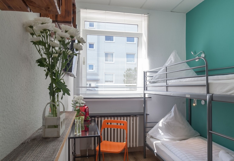 Hostel H12 Hannover, Hannover, Basic Twin Room, Guest Room