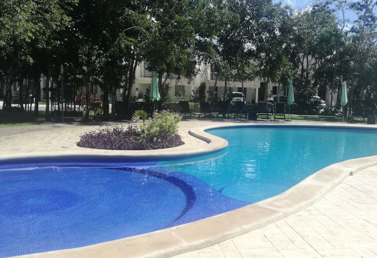 Villa Relax by Akua, Playa del Carmen, Pool