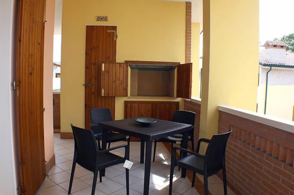 Apartamentai, 3 miegamieji - Svečių kambarys