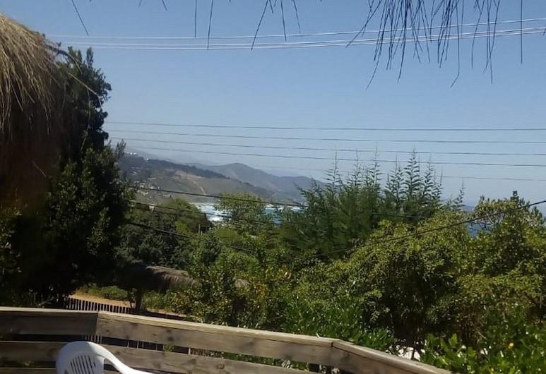 卡查瓜 440 飯店, Zapallar, 露台
