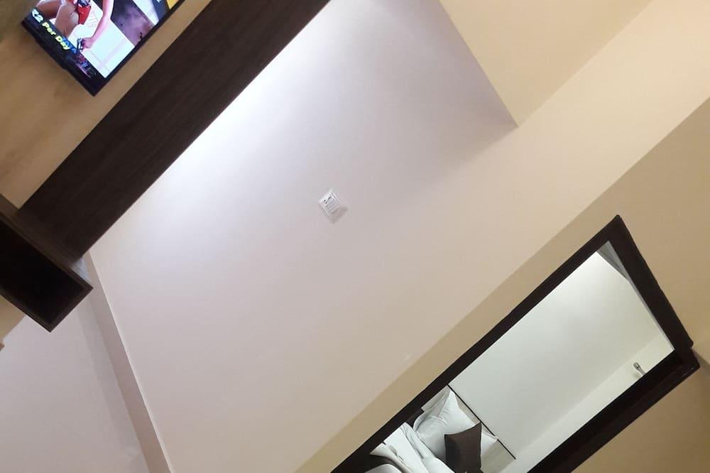1 BHK Studio Rooms with Kitchen Amenities - Living Area