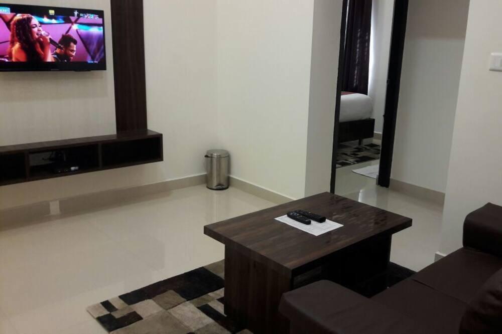 1BHK Studio Room - Guest Room