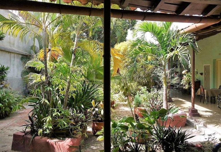 هوستال بيكور ترينداد, ترينداد, حديقة