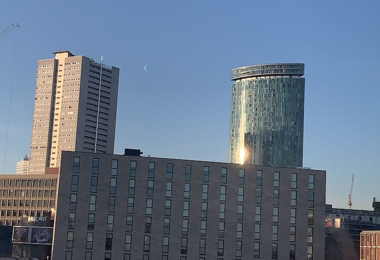 Ashley Frank Apartment, Birmingham, View from property