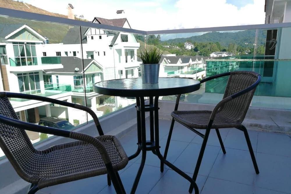 Fjölskylduhús - 6 svefnherbergi - Svalir
