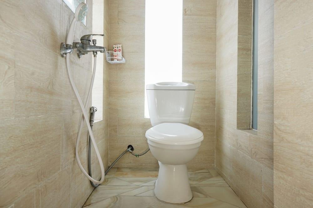Deluxe-dobbeltværelse - 1 dobbeltseng - ikke-ryger - Badeværelse