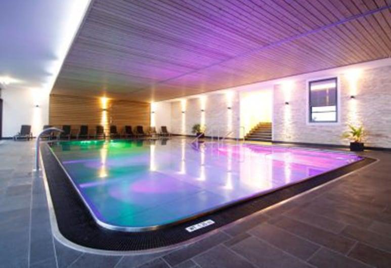 索尼霍夫旅館, 博登湖濱克雷斯布龍, 室內游泳池