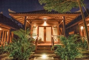 Lembongan Adası bölgesindeki Mamamia Island Villa resmi
