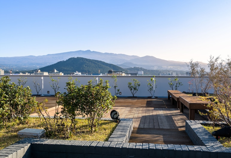 Hi Residences, Jeju City, Terrace/Patio