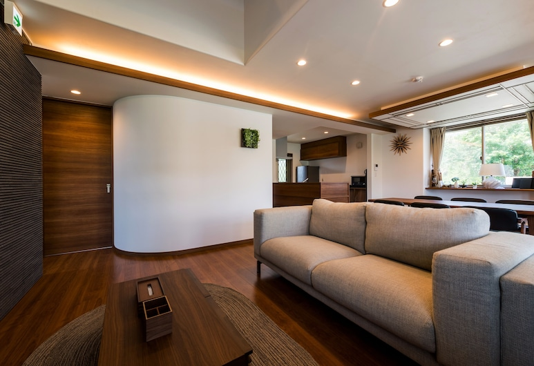E-horizon Resort Nago, Nago, Villa, Living Area