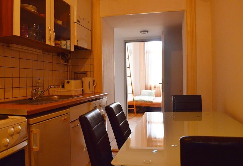 City Apartments on a budget, Viyana, Apart Daire, 3 Yatak Odası (in Central Vienna), Oturma Alanı